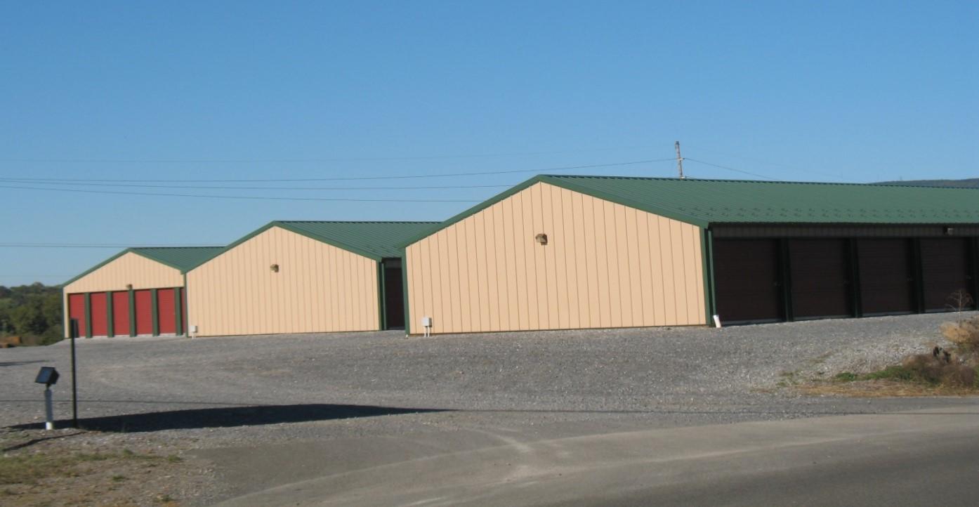 Wye Switches Hollidaysburg Mini Storage